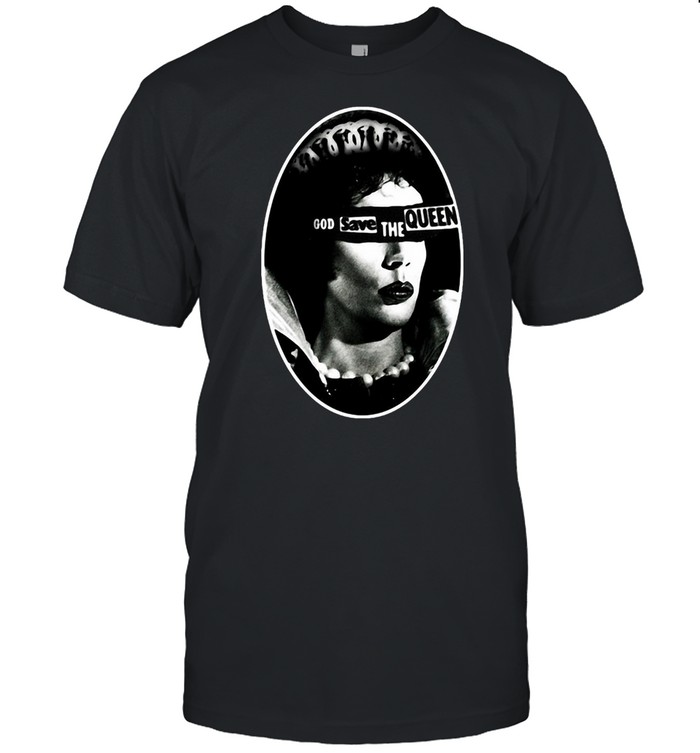 God Save The Queen Vintage Shirt