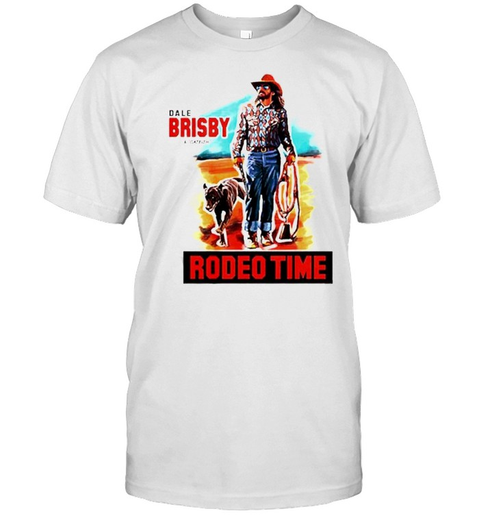 Dale Brisby  Catfish Rodeo Time Shirt