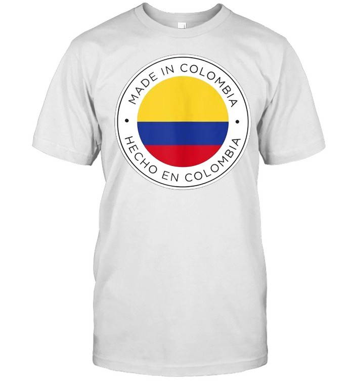 Made In Columbia Flag Shirt