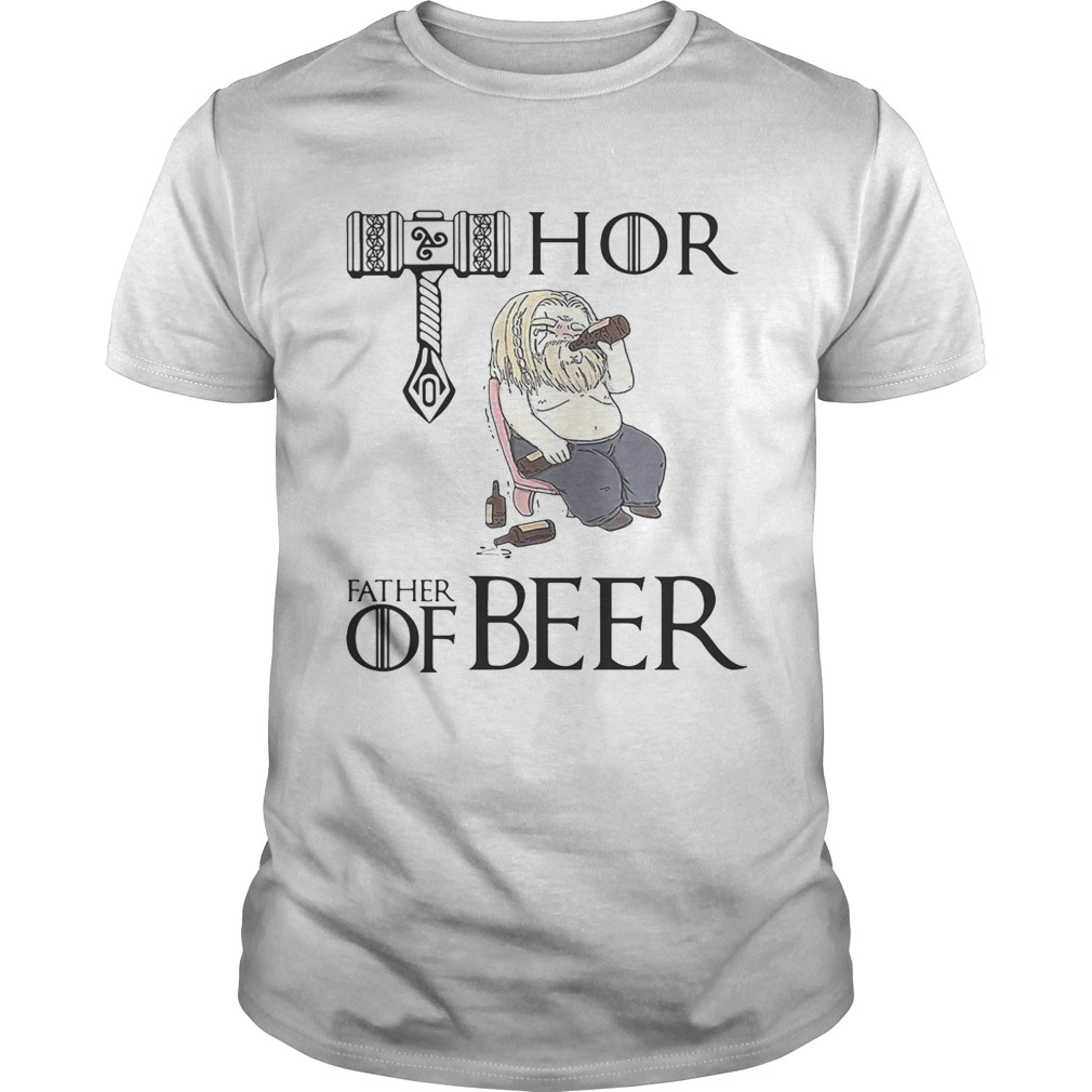 Thor Father Of Beer Game Of Thrones Shirt
